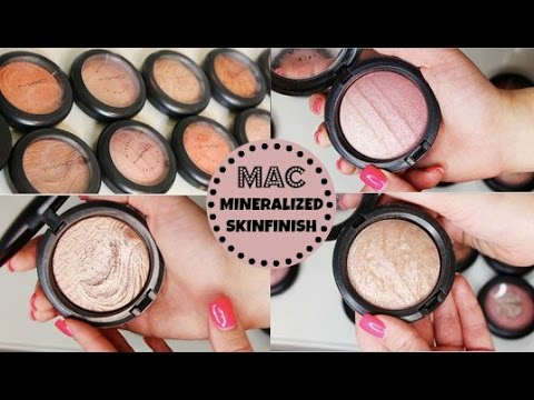 Extra Dimension Skinfinish by MAC #10