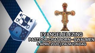 Evangelielezing pastoor Crasborn Swalmen – 5 april 2020 - Peel en Maas TV Venray