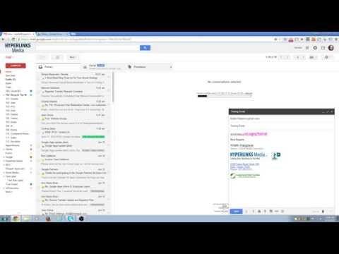 How to write an email in G Suite