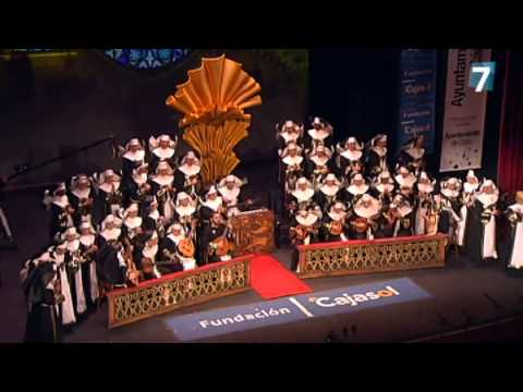 Que dios nos coja confes coro semifinal coac 2015 for Cuartos de final carnaval 2017