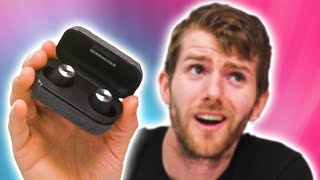 Why can't ANYONE compete with Apple?? - Sennheiser MOMENTUM True Wireless 2