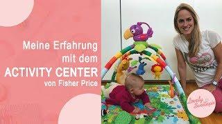 Activity Center Rainforest Fisher Price - Erfahrung - deutsch