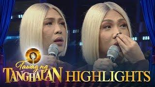 Tawag ng Tanghalan: Vice admits that he wants to get a nose job