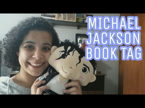MICHAEL JACKSON BOOK TAG | VEDA #29 | Livraneios