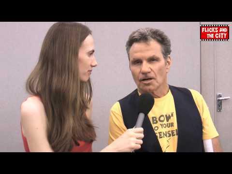 Karate Kid star, Martin Kove interview on westerns | MTW