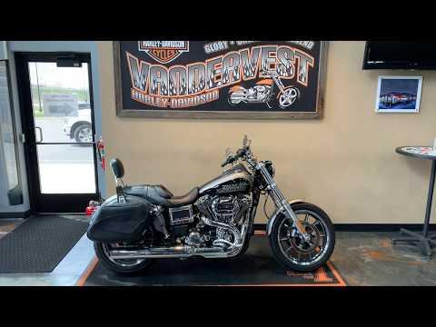 2017 Harley-Davidson Dyna Low Rider at Vandervest Harley-Davidson