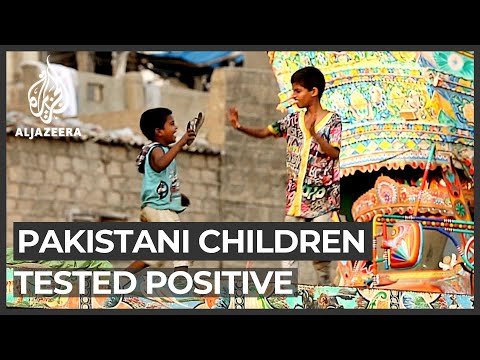 Hundreds of Pakistan children under 10 in Sindh with COVID-19