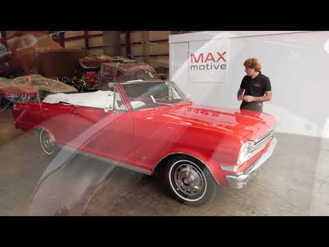 Video of '63 Nova located in Pennsylvania - $31,194.00 Offered by MAXmotive - PCSX