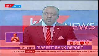 Global finance ranks Stanbic bank as safest bank in the region