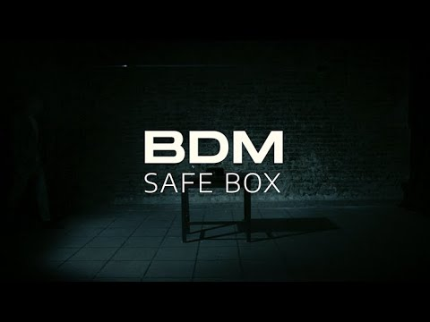 BDM Safe Box by Bazar de Magia