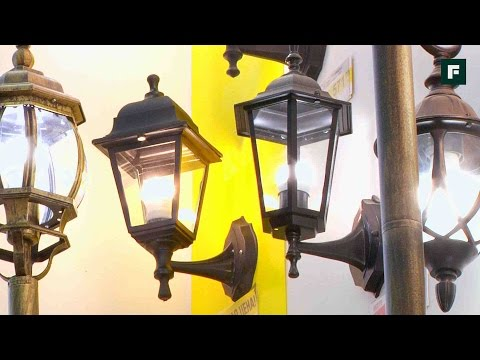 Выбор уличного освещения на загородном участке. Советы специалиста // FORUMHOUSE