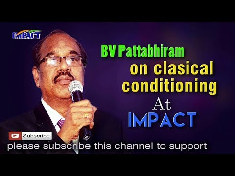 Be Yourself-ReCharge | BV Pattabhiram |TELUGU IMPACT Tirupati 2017