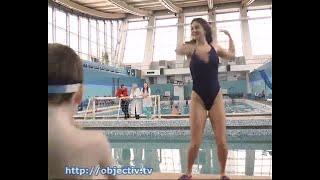 Мастер-классы по плаванию – от чемпионов