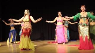Восточные танцы взрослые студия БАГИРА Южно-Сахалинск