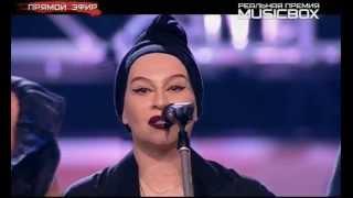 НАРГИЗ ЗАКИРОВА ПЕВИЦА ГОДА Реальная премия Music Box 2015