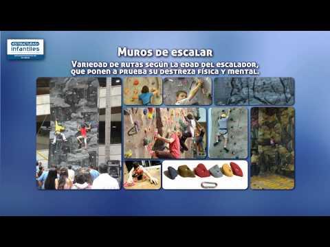 Parques Infantiles para Exterior o Interior - Estructuras Infantiles S.A.S