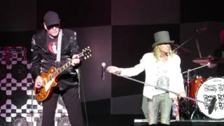 "Cheap Trick ""Speak Now Or Forever Hold Your Peace"" Live @ The Tropicana Showroom"
