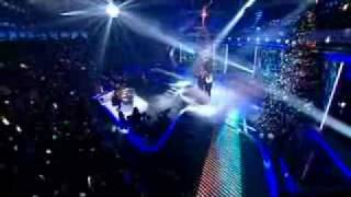 JLS -I'm Already There (3rd song) -X Factor 2008 - Final
