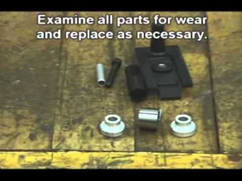 Powernail Model 445 Nail Channel Rebuild