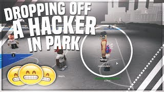 DROPPING OFF A HACKER IN PARK! + PLAYING DIMERDILLON(45)!?