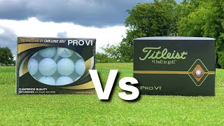 THE TRUTH: PRO V1 Refurbished Balls (£20) Vs PRO V1 Balls (£42)
