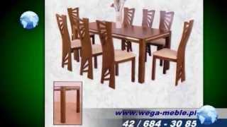 wega meble pl   Stoły i krzesła tapicerowane
