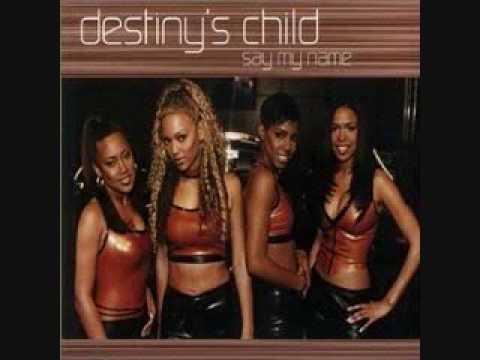 say my name instrumental- destiny's child