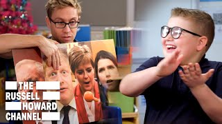 Kids React to the UK General Election | Playground Politics
