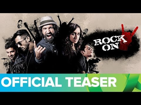 Download Rock On 2 Official Teaser with Subtitle | Farhan Akhtar, Shraddha Kapoor, Arjun Rampal, Prachi Desai HD Video
