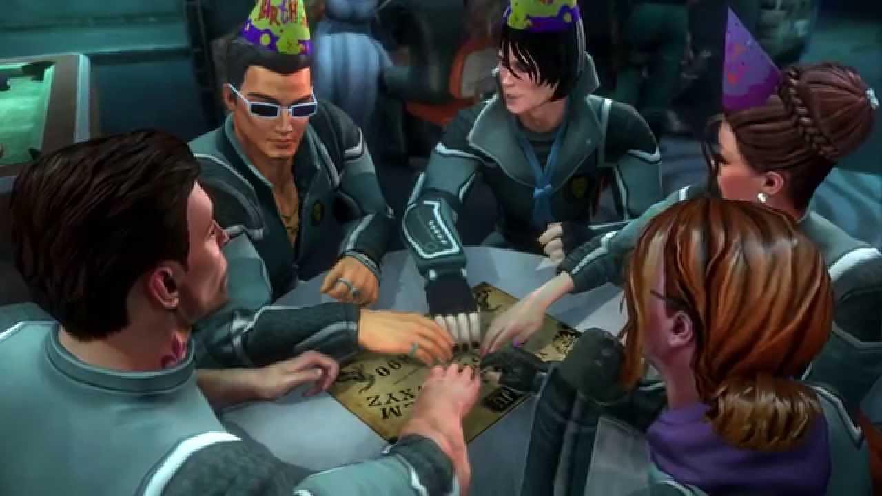 Saints Row: Gat Out Of Hell prévu sur PS4 et PS3, Johnny Gat a enfin la vedette !
