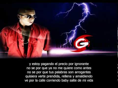 Ñengo Flow ♪♪Ya No Me Quiere Como Antes ♪♪★Con Letra★ Reggaeton 2012 ★