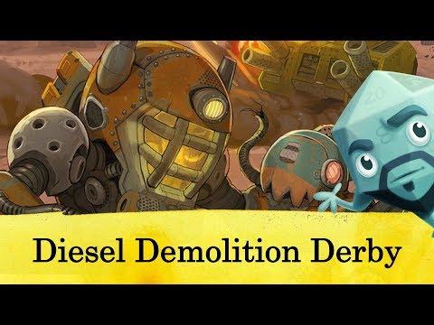 Diesel Demolition Derby Review - with Zee Garcia