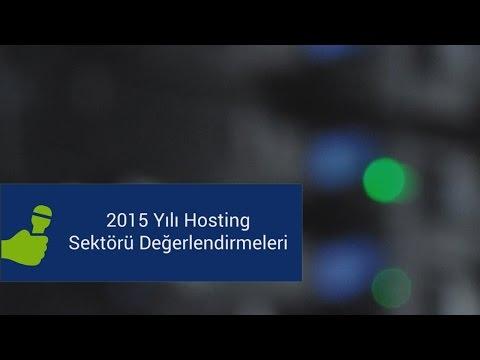 Hosting Firmalarından Sektör Değerlendirmeleri