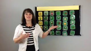 An Amazing Core Vocabulary Board You Don't Want To Miss!!!