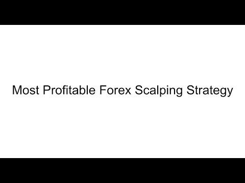 Most profitable forex strategies average backtesting