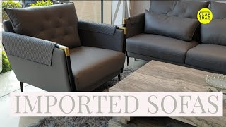 IMPORTED SOFAS | ULTRA LUXRY FROM ITALY
