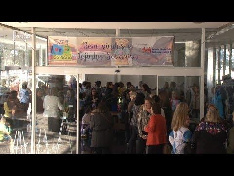 Lojinha Solidária é inaugurada em São Caetano