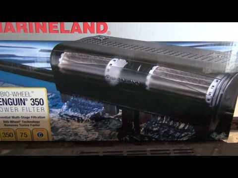 Marineland Penguin 350 Filter Review