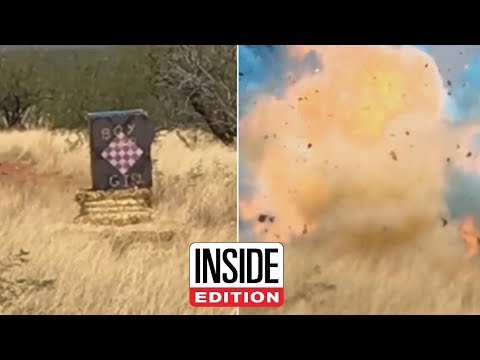 Download Gender Reveal Goes Wrong When Explosives Cause Arizona Forest Fire HD Mp4 3GP Video and MP3
