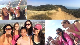 Hiking 20 Miles for Turning 20-Years-Old! w/ Elizabeth - HASfit