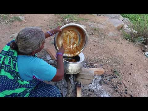 Grandma's Chicken Biryani Recipe || Traditional Chicken Biryani By Our Granny || Desi Kitchen