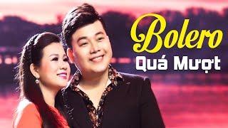Dương Hồng Loan & Khánh Bình Cặp Đôi Vàng Bolero | Liên Khúc Nói Với Người Tình