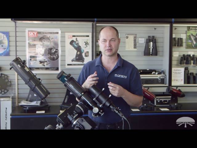 Orion StarShoot AutoGuider and 60mm Guide Scope Package - 21404
