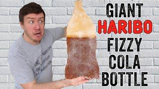 Giant Fizzy Haribo Cola Bottle