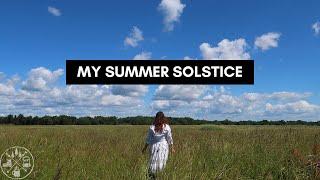 Celebrating Summer Solstice in Estonia