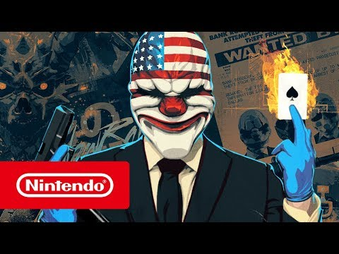 PAYDAY 2 - Bande-annonce (Nintendo Switch) de Payday 2