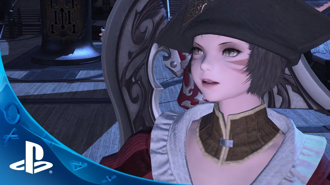 Final Fantasy XIV Out Today on PS4