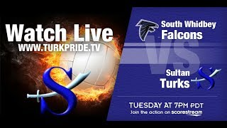 Volleyball - Sultan vs. South Whidbey