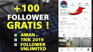Cara menambahkan followers instagram gratis - TH-Clip