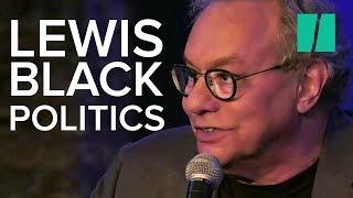 Comedian Lewis Black Rips On Trump's Inner Circle | Kholo.pk